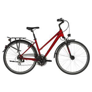 "Dámsky trekingový bicykel KELLYS CRISTY 40 28"" - model 2019 S (16.5"") - Záruka 10 rokov"