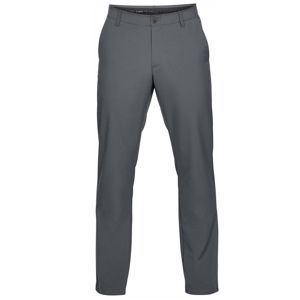 Pánske golfové nohavice Under Armour EU Performance Slim Taper Pant Pitch Gray - 32/34