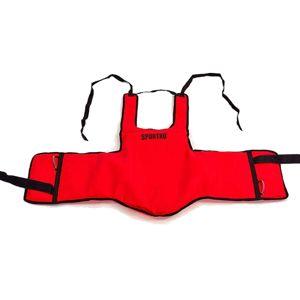 Chránič tela SportKO 334 červená
