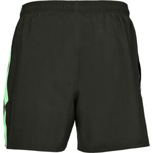Pánske kraťasy Under Armour Launch SW 5in Short Black/Light Green - S