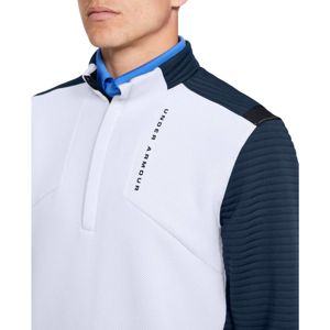 Pánska mikina Under Armour Storm Daytona 1/2 Zip Moonstone Blue - S