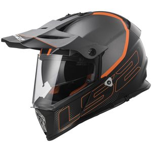 Moto prilba LS2 MX436 Pioneer Grafika Element - XXL (63-64)