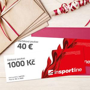 Darčekový kupón - 40 € pre nákup na eshope