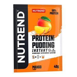 Proteínový puding Nutrend Protein Pudding 5x40g mango
