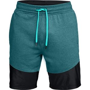 Pánske kraťasy Under Armour Threadborne Terry Short Loft Teal - M