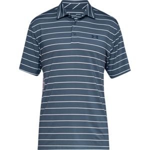 Pánske tričko Under Armour Playoff Polo Static Blue - M