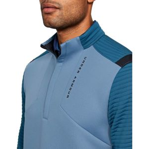 Pánska mikina Under Armour Storm Daytona 1/2 Zip Thunder - L