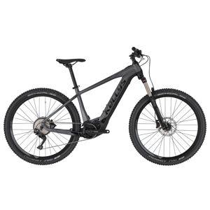 """Horský elektrobicykel KELLYS TYGON 50 27,5"""" - Model 2020 Black - M (16,5"""") - Záruka 10 rokov"""