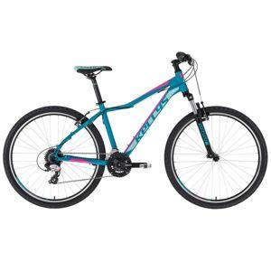 "Dámsky horský bicykel KELLYS VANITY 20 27,5"" - model 2020 Bondi Blue - M (17"") - Záruka 10 rokov"