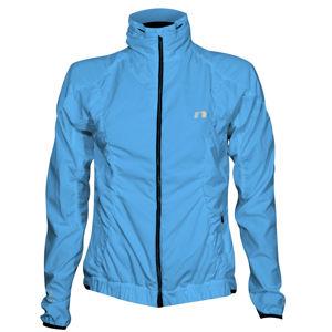 Dámska módna bunda Newline Imotion Ruffle Jacket svetlo modrá - S