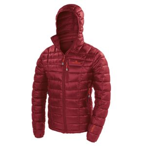Pánska bunda Ferrino Viedma Jacket Man New Bordeaux - XXXL
