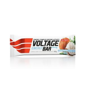 Tyčinka Nutrend Voltage Energy Cake 65 g exotic