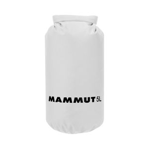 Nepremokavý vak MAMMUT Drybag Light 5 l White