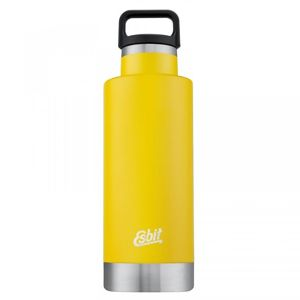 Izolačná fľaša Esbit SCULPTOR 750 ml Sunshine Yellow
